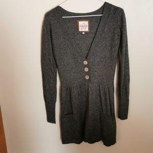100% cashmere dress size S